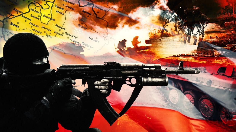 Россия примет меры, если на Украине будет военное вмешательство Запада