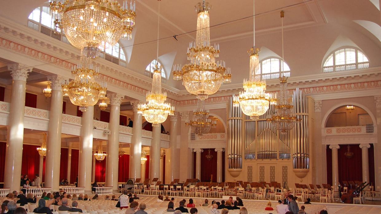 Столетие Санкт-Петербургской филармонии имени Шостаковича отметят в России