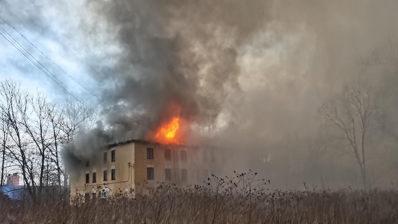 Беглов: здание сгоревшей Невской мануфактуры нужно восстановить