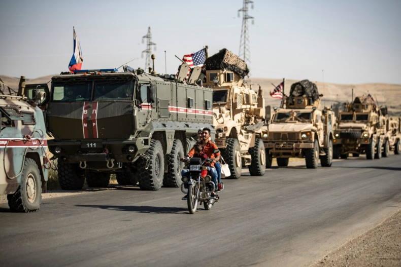 Сирия и эскалация враждебности между США и Россией