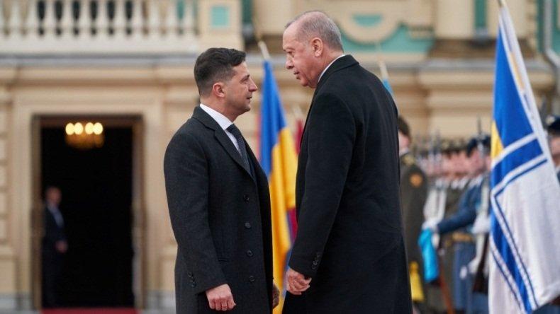 Турция требует возвратить Крым, подавить Донбасс и принять Украину в НАТО