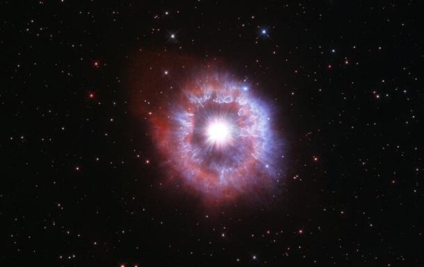 Телескоп запечатлел одну из самых ярких звезд галактики