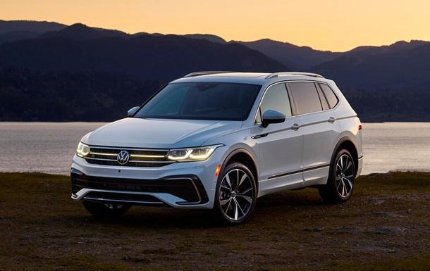 Volkswagen представил новый кроссовер