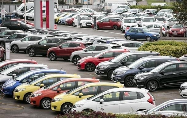 Украина увеличила импорт автомобилей до $1,2 млрд