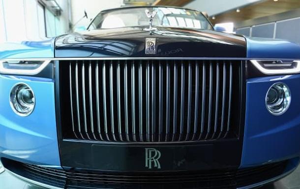 Rolls-Royce представил лимитированное авто