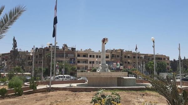 В сирийской Думе граждане активно принимают участие в президентских выборах