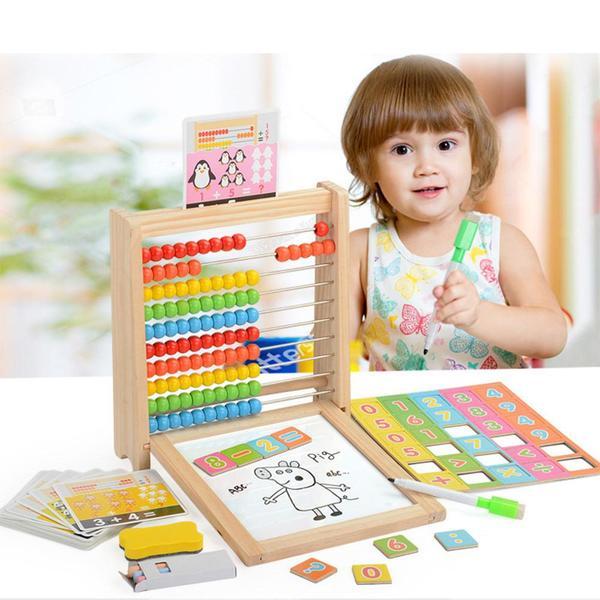Математика в игровой форме малышам 3-х лет