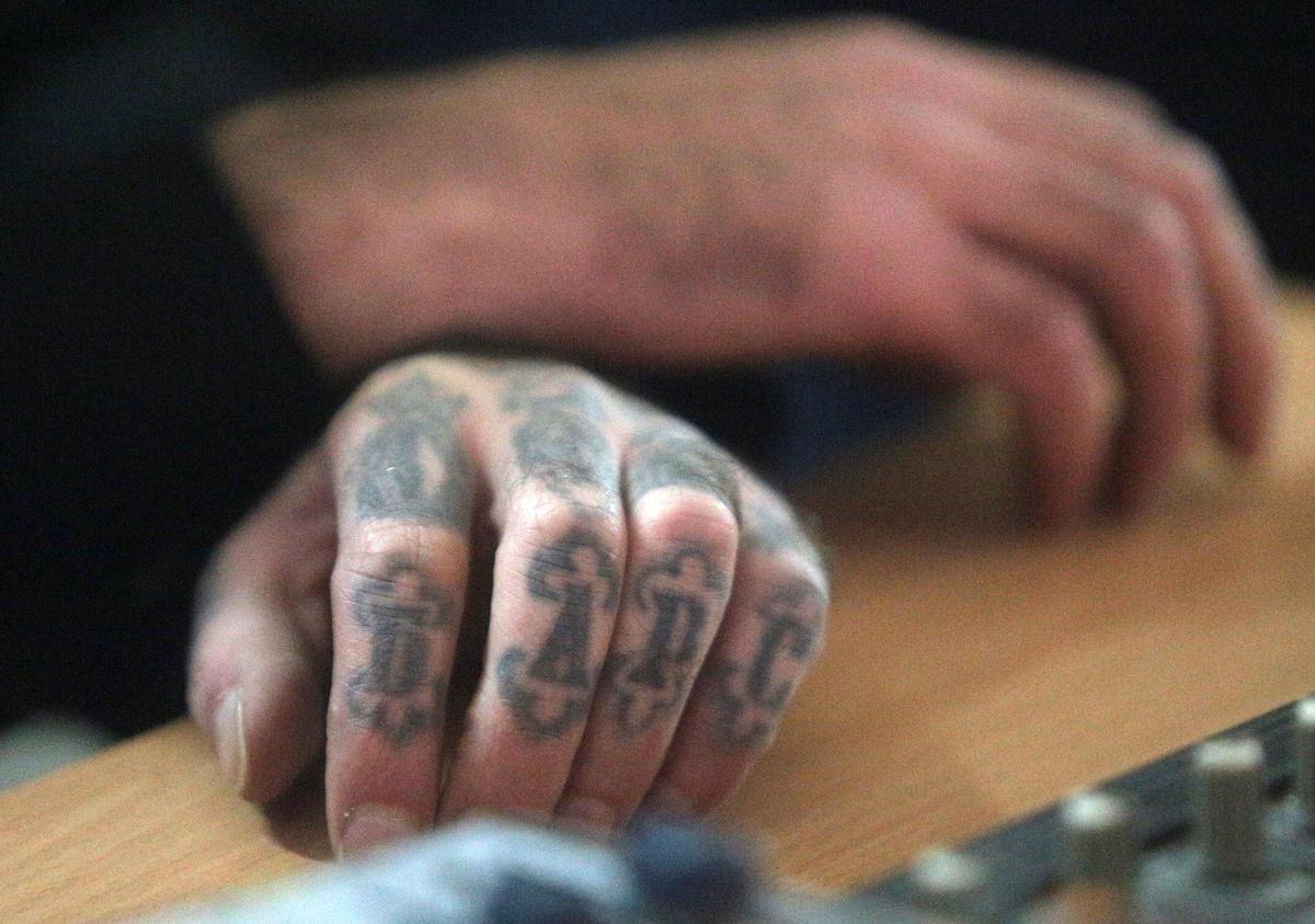 Заключенный в исправительной колонии №2 ГУФСИН России по Новосибирской области.
