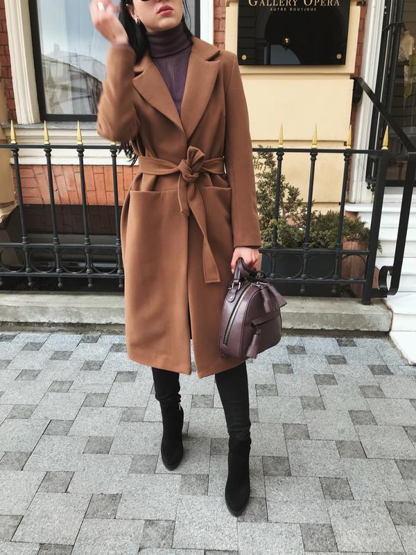Купить женское пальто оптом и в розницу в фирменном магазине Nio!
