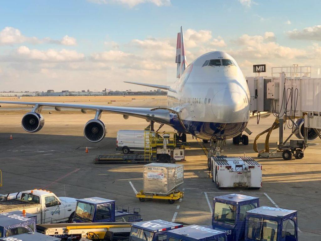 Авиаперевозки грузов по России