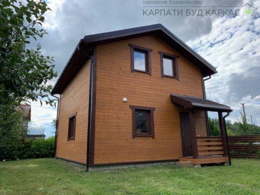 Как построить энергоэффективный дом за небольшие деньги для семьи с двумя детьми