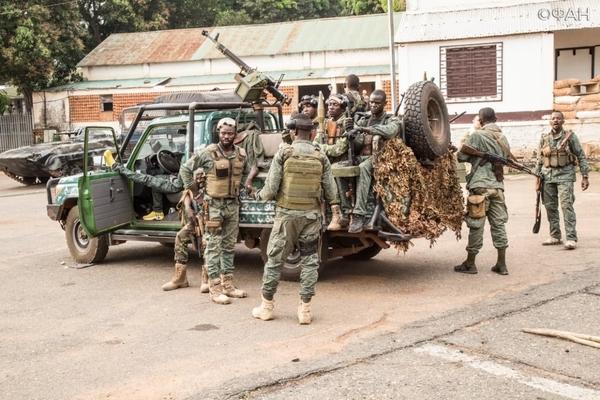 Данные ООН показали постепенное снижение числа нападений на гуманитарные конвои в ЦАР
