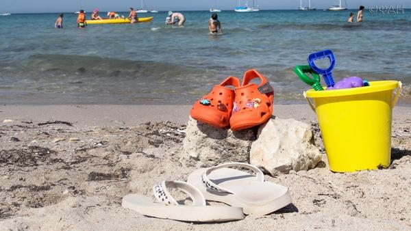 Лучшие песчаные пляжи для отдыха с детьми находятся в Восточном и Западном Крыму
