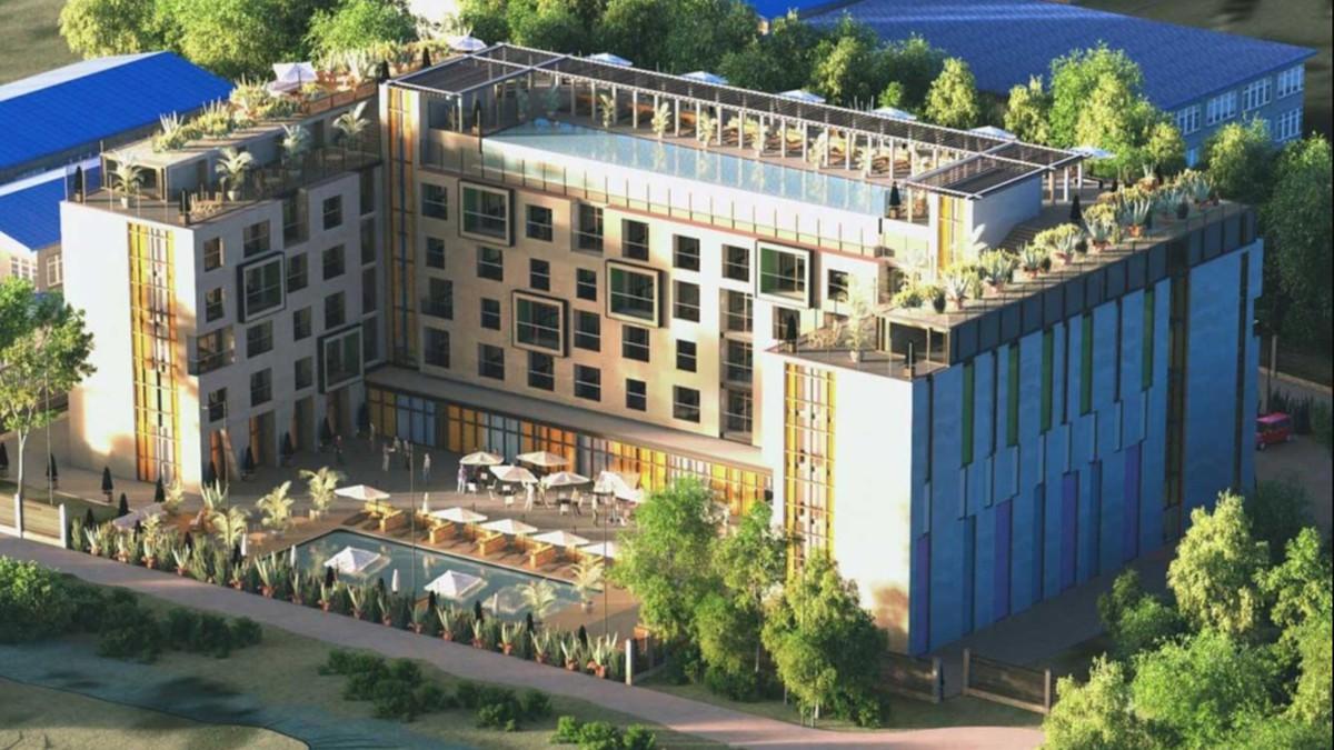 Обещанный дизайн отеля Corudo Family Resort & Spa