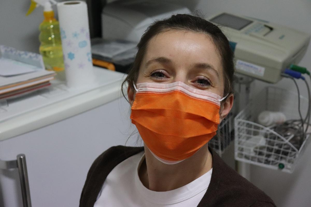 Масочный режим в условиях коронавируса.