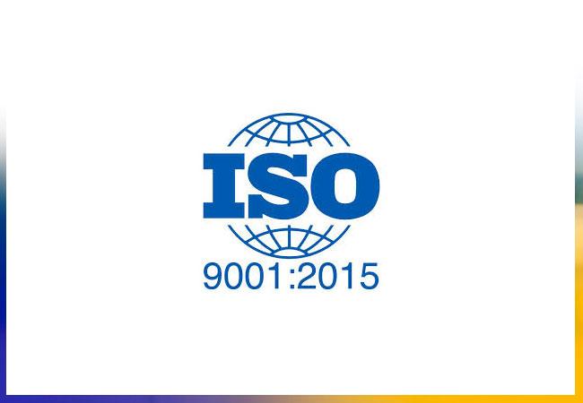 Сертификат ГОСТ Р ИСО 9001:2011