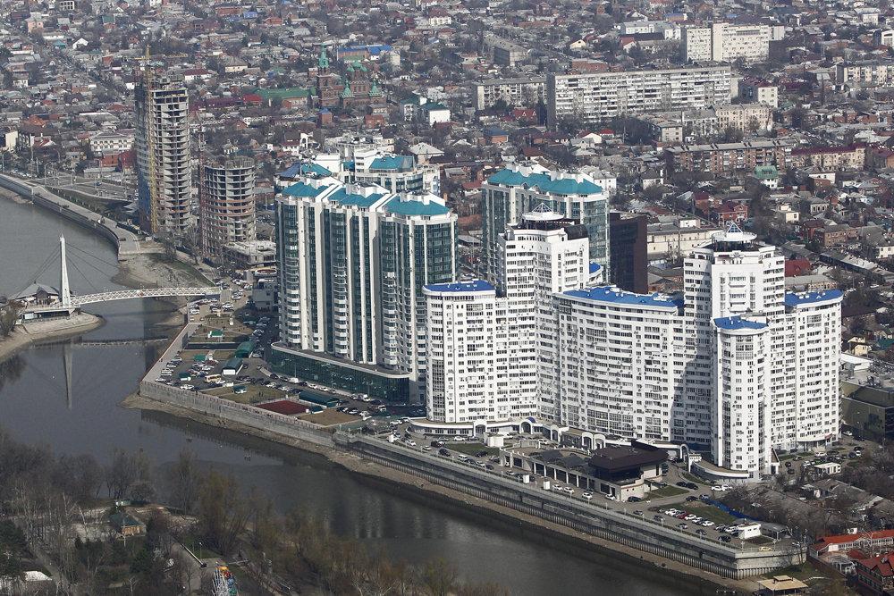 Каталог недвижимости Краснодара