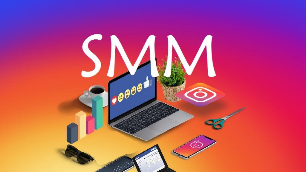 Настройка рекламы в соцсетях для бизнеса. Курсы SMM