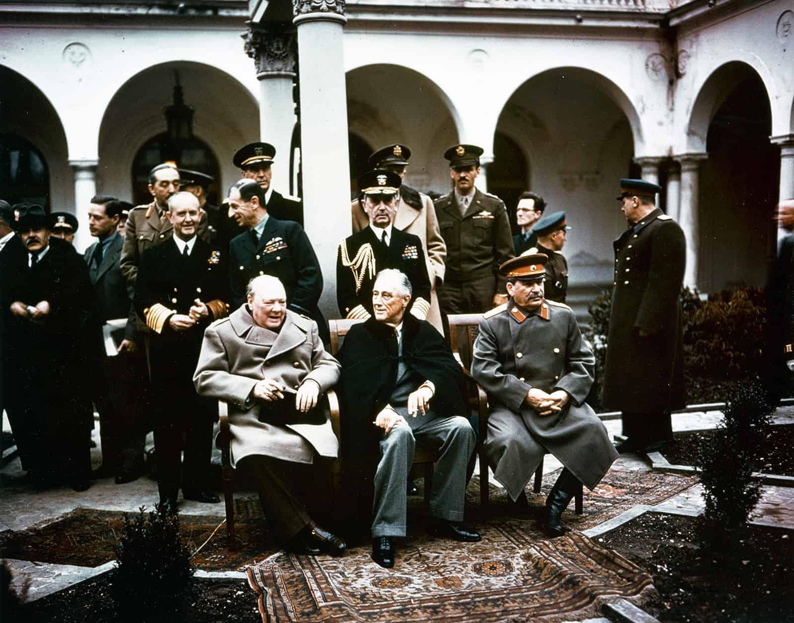 Американо-российским отношениям необходима вторая Ялта, но Империя на это неспособна