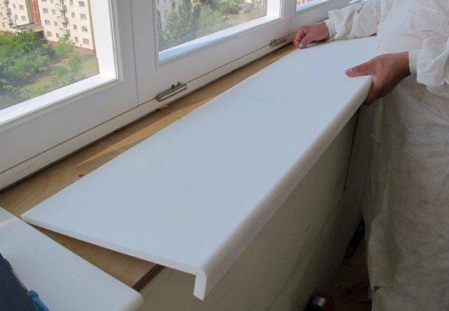 Пластиковые подоконники — изящество и качество