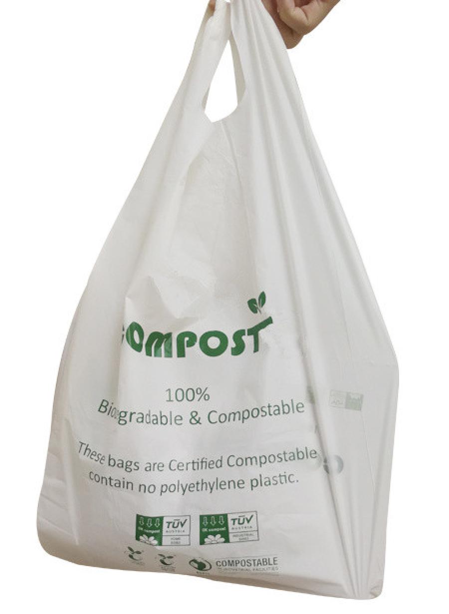 Биоразлагаемые пакеты – лучшая альтернатива традиционному пластику!