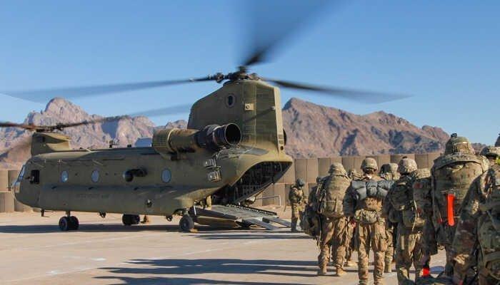 США прекращают войну в Афганистане, чтобы сосредоточиться на противостоянии с Китаем и Россией