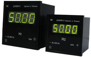 Частотомеры серии ЦЧ0205. Область применения