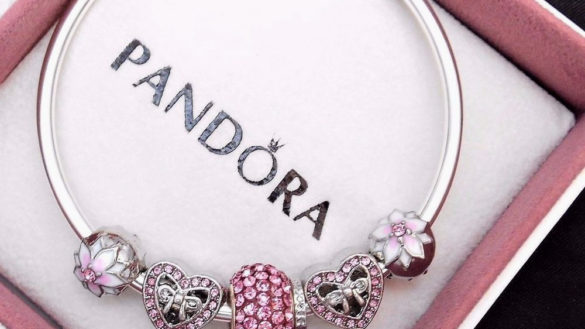 Прикраси Пандора Україна, сайт інтернет магазин Pandora