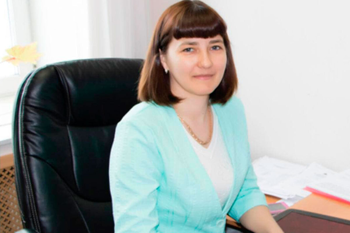 Ольга Мохирева