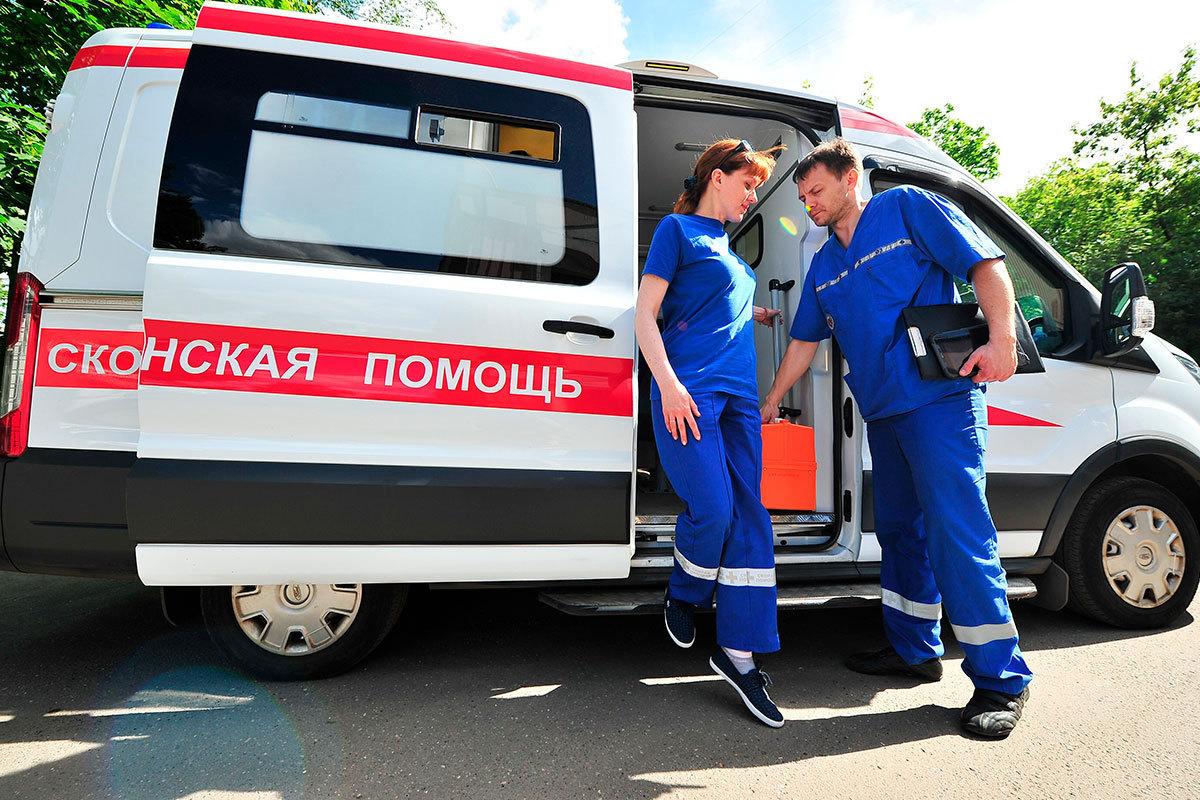 Скорая помощь © Зыков Кирилл/Агентство «Москва»