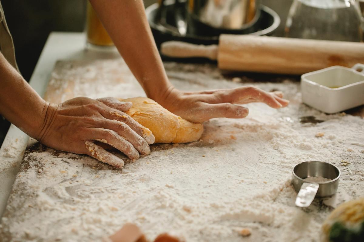 Изготовление хлеба