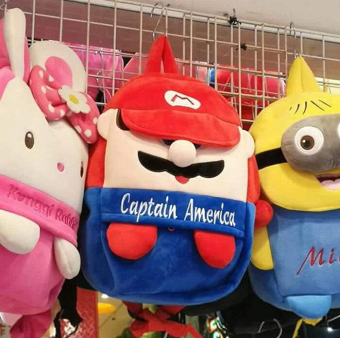 Капитан Америка сильно изменился.