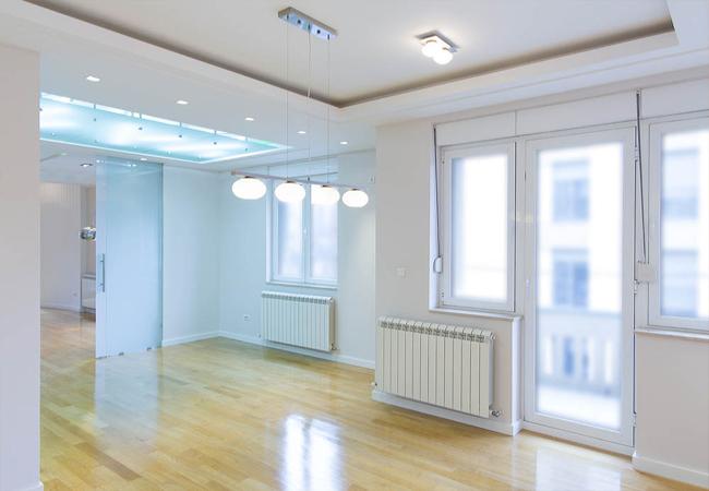 Калькулятор ремонта квартиры онлайн. Евроремонт квартир под ключ в Санкт-Петербурге