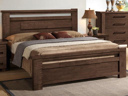 Двуспальные кровати от Klen.ua ТМ – гарантия здорового и крепкого сна