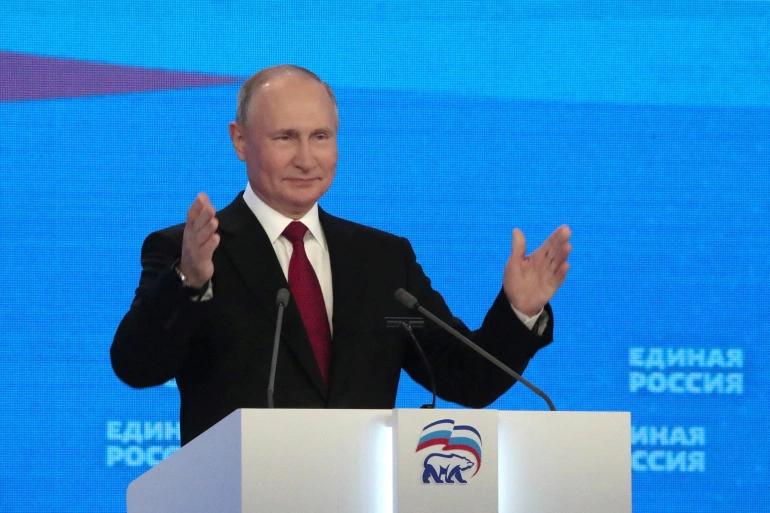 Al Jazeera: Путин в режиме выживания в преддверии выборов в Думу