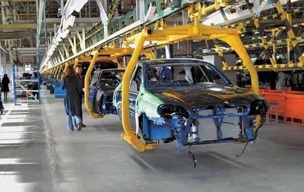 Автопроизводство Украины выросло в 2,5 раза