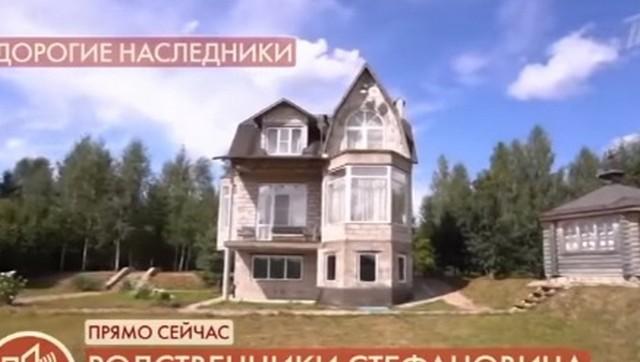 Дом Стефановича в деревне Власьево