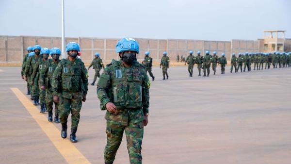 Миротворцы из Руанды пополнили состав миссии ООН в ЦАР