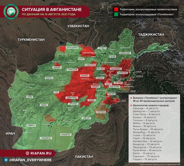 Власть талибов и мирные переговоры: что ждет Афганистан в ближайшее время