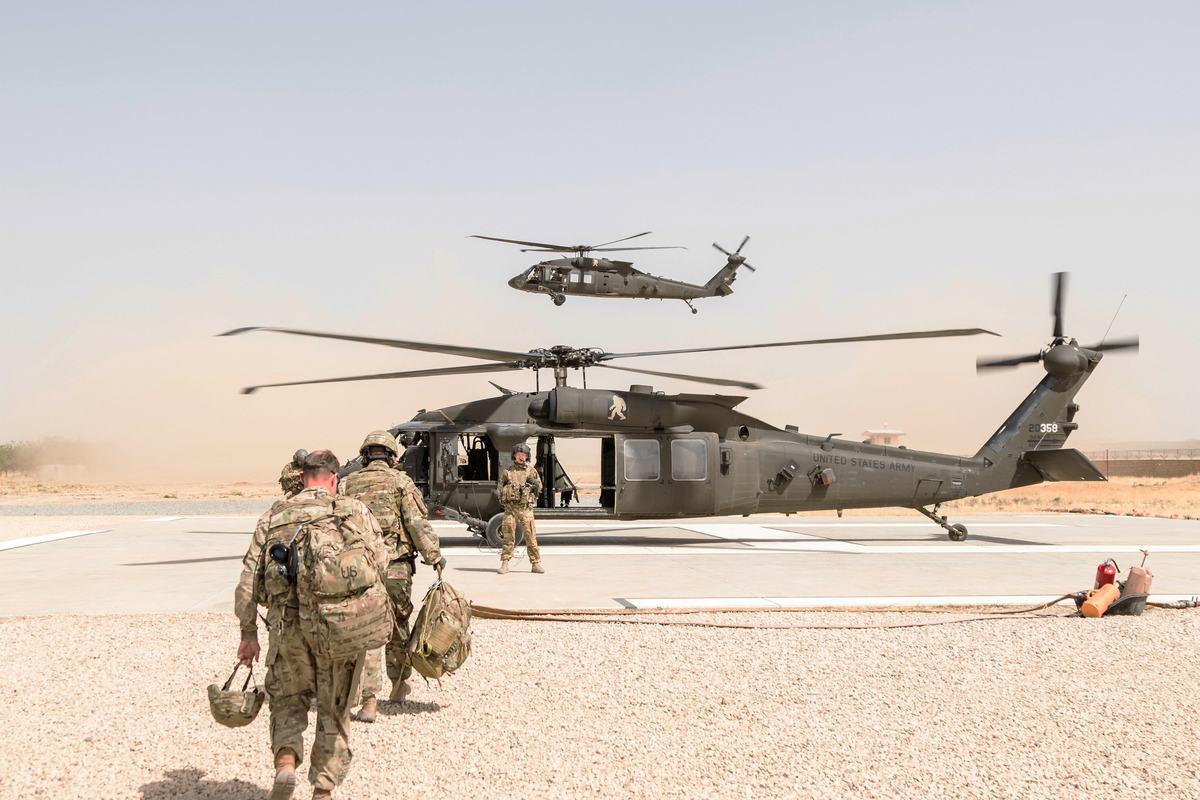 США не знают, сколько американцев остается в Афганистане