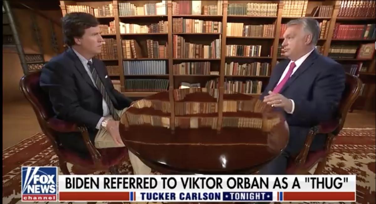 Виктор Орбан: мы еще увидим миграцию европейцев с Запада на Восток