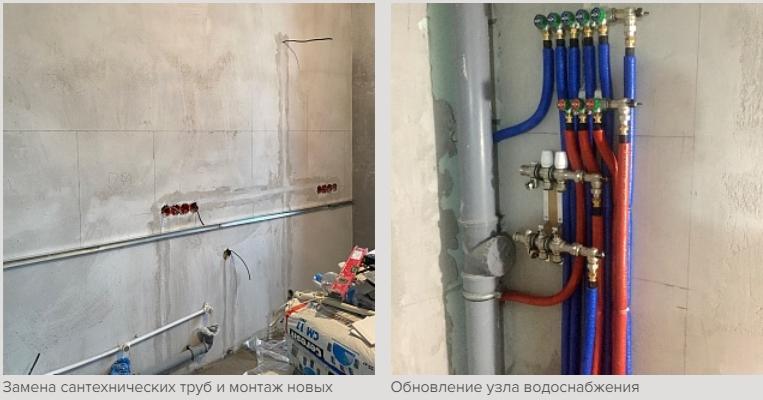 Капитальный ремонт квартир — что из себя представляет?