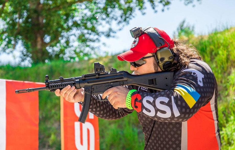 Харьковский спортивно-стрелковый комплекс Сафари-Украина