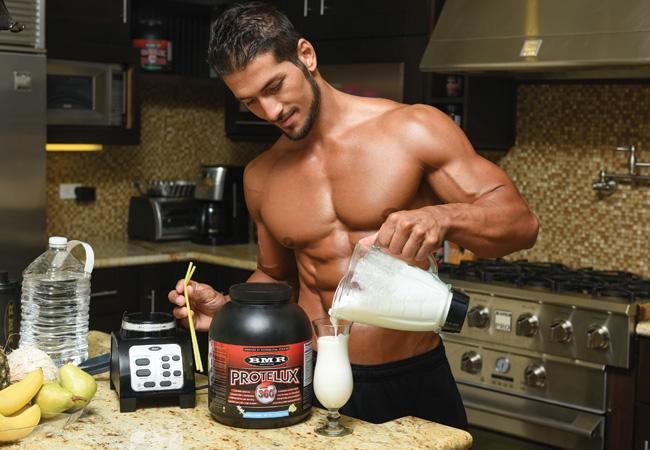 Регулярные занятия спортом и спортивное питание. Как выбрать протеин?