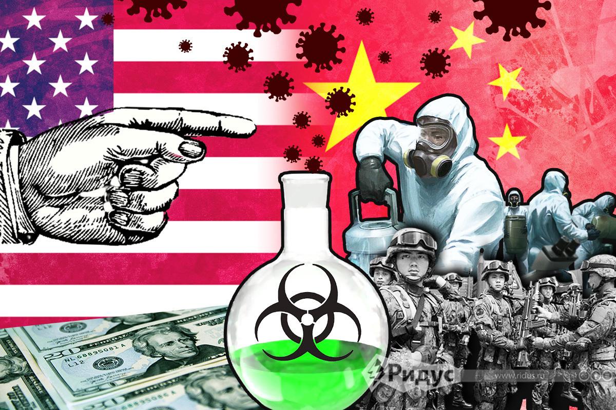 Спецслужбы США ищут корни коронавируса в КНР