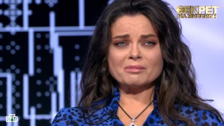 Наташа Королева расплакалась при рассказе о потерянных детях от Тарзана и Жанне Фриске