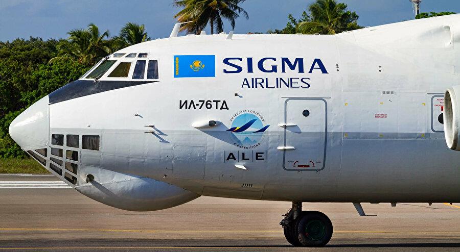 Казахстанская Sigma Airlines выполнила рейс в Ливию (Libya)