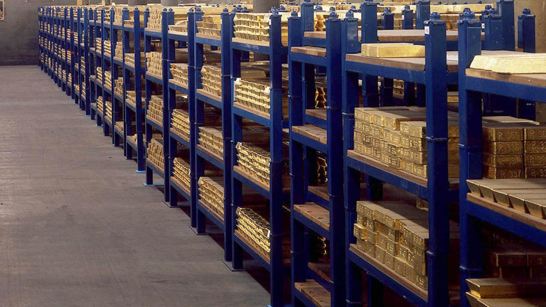 Неужели в России кончается золото?