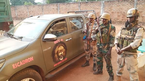 Пресс-секретарь президента ЦАР: армия готова отразить любое нападение боевиков